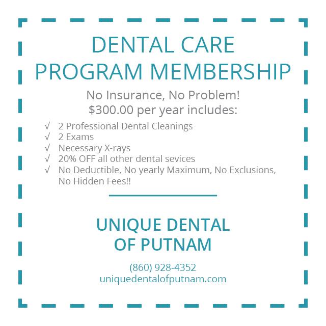 Dental Care Program